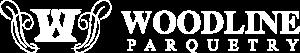 Woodline Parquetry Logo (weiß)