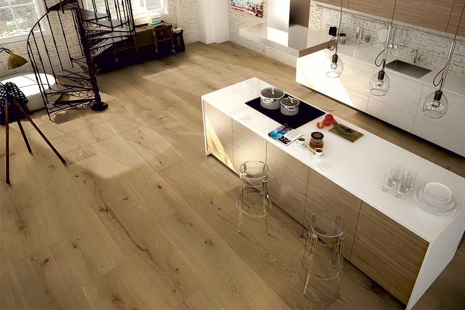 Woodline Parquetry 290 XL Collection