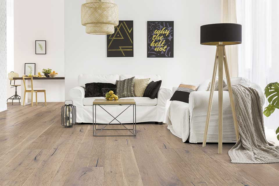 Woodline Parquetry Castle Collection