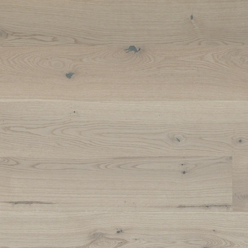 Massivholzdiele Eiche Rustic weiß