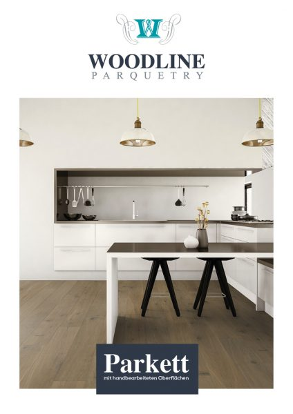 Woodline Parquetry Prospekt 2020 Cover